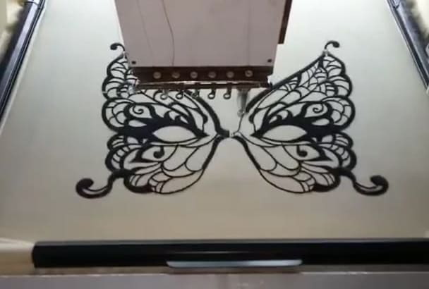 professionally Digitize Logo or Artwork into Embroidery File Format