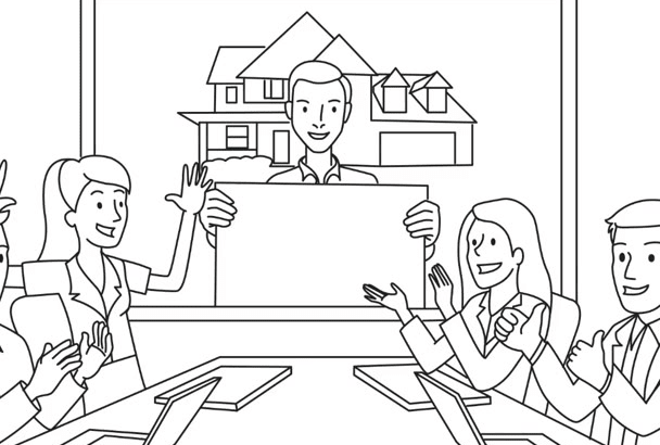 draw whiteboard illustrations for your whiteboard video
