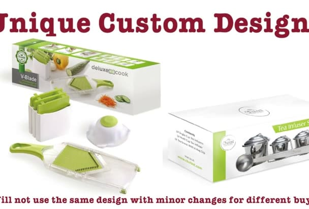 do professional product packaging Boxes, Label Designs