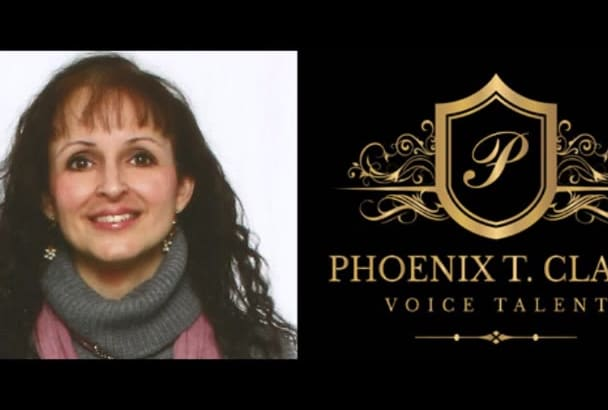 professionally voice your book or audio trailer