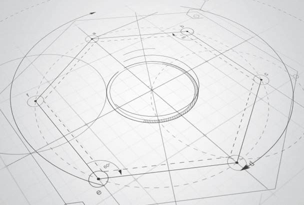 create architect intro in 5