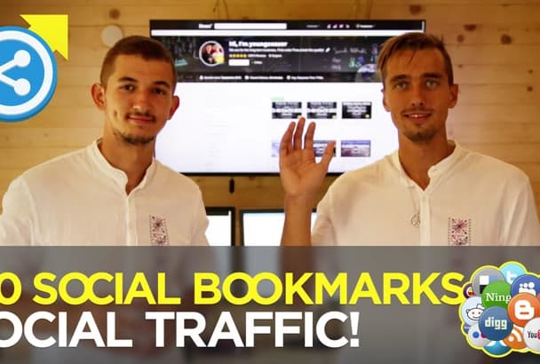 provide REAL Results, 100 Social Bookmarks 1100 Backlinks