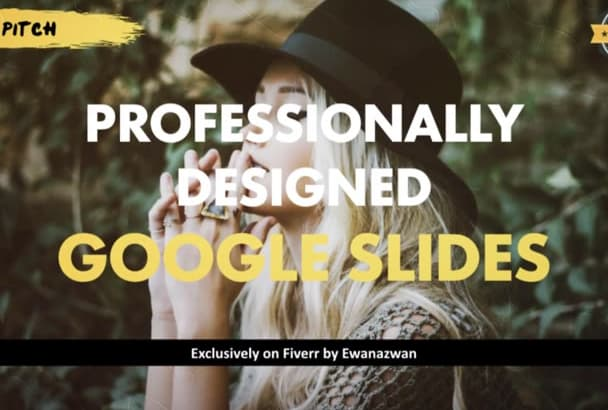 design dope, powerful Google Slides  OVERNIGHT