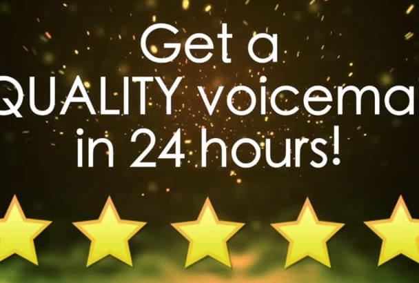 Professional voicemail ivr female recording voice record a female professional voicemail greeting or ivr m4hsunfo Images