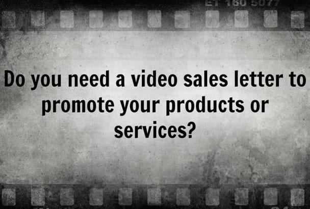 Create Video Sales Letter From Your Slides And Voiceover By Vladapet