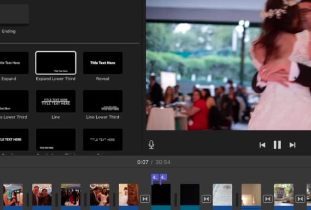 edit your video in imovie as a pro
