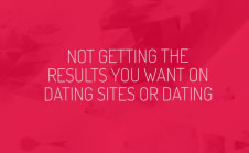 online dating cant get a date