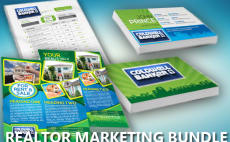 a monthly real estate marketing newsletter