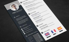 write design review your resume cv ats and linkedin profile