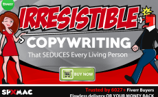 write unduplicated sales copy, sales pages or ad content