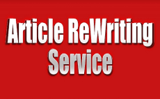 Professional Rewriting Service