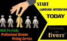 Write Your Resume, Cover Letter And Linkedin Profile, Resume Writer