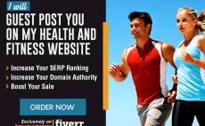 publish your guest post on my health and fitness site