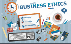 do anything about business ethics