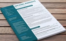 design and rewrite your resume cover letter and linkedin