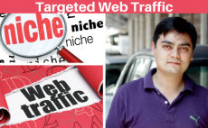 drive niche targeted country specific website traffic