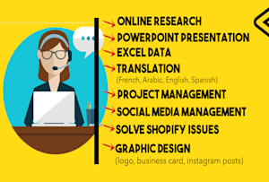 Virtual Assistant Freelancers for Hire Online | Fiverr