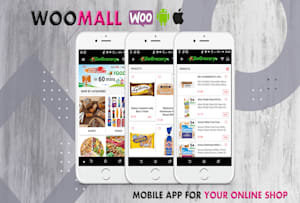 Fiverr / Search Results for 'woocommerce app'