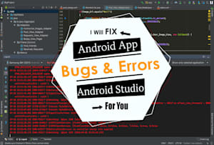 Fiverr / Search Results for 'android error bug'
