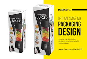 Packaging Design Get A Custom Product Package Design Online Fiverr