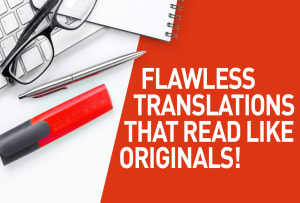 Language Translation Services by Freelance Translators | Fiverr