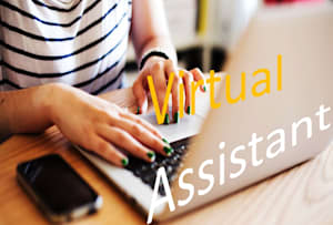Virtual Assistant Freelancers for Hire Online | Fiverr