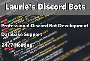 Fiverr / Search Results for 'discord bot maker'