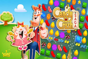 Fiverr / Search Results for 'candy crush'