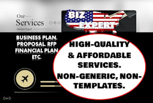 Business Plan Writers for Hire Online | Fiverr