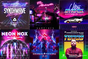 Fiverr / Search Results for '80s graphic design'