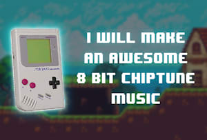 Fiverr / Search Results for 'chiptunes'
