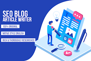 Website Content Writers - Web Content Writing Services   Fiverr