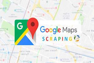 Fiverr / Search Results for 'scrape google maps'