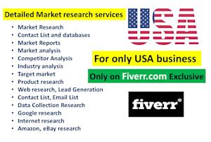 Market Research Reports & Consumer Survey Services | Fiverr