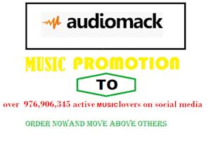 audiomack upload music