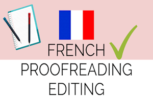 Proofreaders and Editors for Hire Online | Fiverr