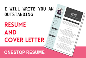 Resume Writing Services: Resumes, CV, Cover Letters | Fiverr