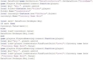 Ss scripts roblox