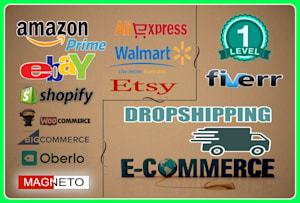Fiverr / Search Results for 'magento dropshipping'