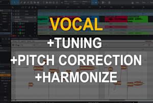 Vocal Tuning by Freelance Audio Editors | Fiverr
