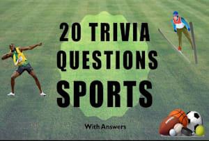 Fiverr / Search Results for 'trivia quiz'