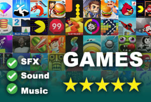 Fiverr / Search Results for 'game sound effects'