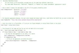 Fiverr / Search Results for 'roblox script'