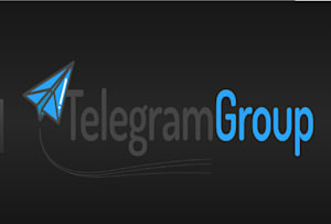 Fiverr / Search Results for 'telegram group'