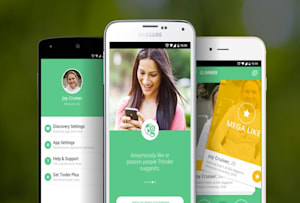 Topp dating chatt app