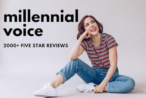 Voice Over - Freelance Voice Actors   Fiverr
