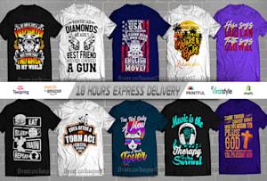 Custom T Shirts - Freelance T Shirt Designer Specialists