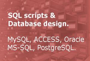 Database Programming & Freelance SQL Services | Fiverr