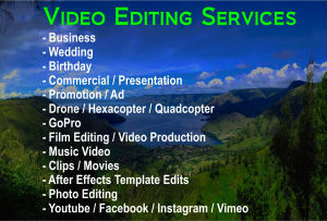 Video Editing & Post Production Services Online | Fiverr