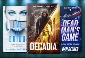 Book Cover Design & eBook Cover Design Services | Fiverr